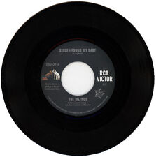 """METROS  """"SINCE I FOUND MY BABY c/w I'LL NEVER FORGET YOU""""  MOODY NORTHERN SOUL"""