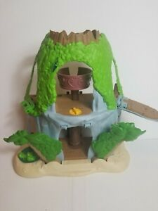 2012 Mattel Disney Jake And The Neverland Pirates Playset Play Set incomplete