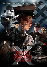 NEW Puppet Master X: Axis Rising (DVD)