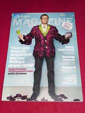 SAGA MAGAZINE - March 2012 HUGH FEARNLEY-WHITTINGSTALL
