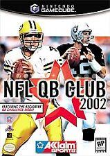 NFL QB Club 2002 (Nintendo GameCube, 2001)