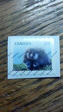 "Canada, 2013, 1.10, Porcupine, Stamp, 1"" x 3/4"""