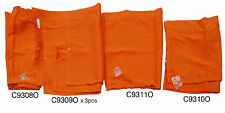 Westfalia curtain set for VW Baywindow orange as original C9238O