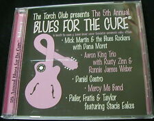 Blues for the Cure • 5th Annual Torch Club (2004) • used vg CD/ships free in US