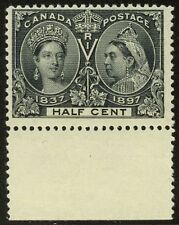 50 - 1/2c Victoria Jubilee Gorgeous Never Hinged Single - CHOICE!