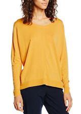 Trussardi Jeans women's orange oversized jumper size XXS*