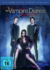 THE VAMPIRE DIARIES, Staffel 4 (5 DVDs) NEU+OVP