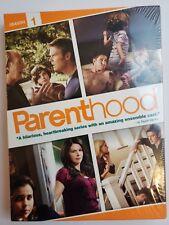 Parenthood Season 1 DVD 3-Disc Set NEW Lauren Graham Peter Krause Dax Shepard