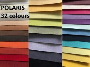 POLARIS Vertical Blind Slats 32 colours