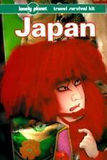 Lonely Planet Japan Taylor, Chris Paperback