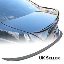 ROUNDED BMW E90 4D 2005-2011 M3 Type BOOT LIP SPOILER UK SELLER