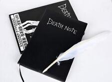 Anime Death Note Notizbuch von Light Yagami mit Schreibfeder