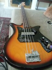 Vintage Teisco EB-110 Tulip Bass japan