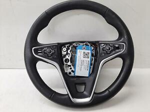 2015 VAUXHALL INSIGNIA Multifunctional Black Steering Wheel 39016152