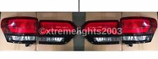 GRAND CHEROKEE 2014 2015 SRT TAIL LIGHTS TAILLIGHTS REAR LAMPS INNER OUTER 4 PC