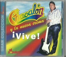 Gran Coleccion El Popular  Chacalon Y La Nueva  Latin Music CD New