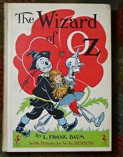 THE WIZARD OF OZ BY L FRANK BAUM,1956, REILLY AND LEE