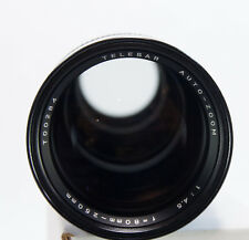 Telesar Auto Zoom Lens f/4.5 80mm - 250mm for NIKON Non AI F-Mount, Hood & Caps