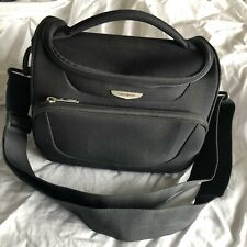 Samsonite SPARK Beautycase Luggage - Pre Loved ** Grey/black