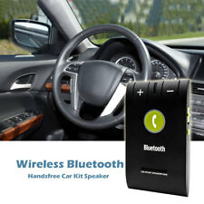 Bluetooth 4.0 Magnetic Wireless Handsfree Car Kit Speaker Phone Sun Visor Clip**