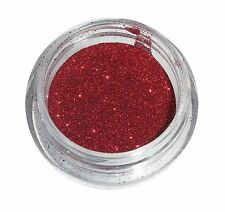 Eye Kandy Sprinkles Eye & Body Glitter Makeup 60 Colors Avail. Cherry Bomb