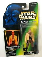 Star Wars Power of the Force POTF2 Collection 1 Luke Skywalker Ceremonial Outfit