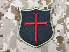 Warrior SEAL Team 6 Crusader Patch WR-PT045