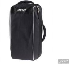 POD K100 K300 K700 K750 KI K8 K4 KNEE BRACE BAG CASE BLACK MX ENDURO ATV