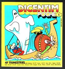 DICENTIM POCHE n°5 #   # 1979 VAILLANT