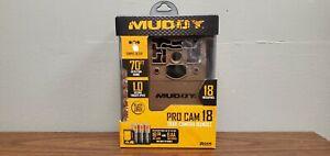 Muddy Pro Cam 18 Trail / Game Camera Bundle 18MP 70ft Range 1 Second Trigger New