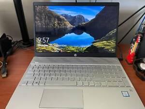HP Pavillion Laptop 8th Gen i7 16g RAM 1TB SSD   1TB HDD Touch Screen