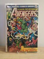 VTG Vintage THE AVENGERS (DEC #118) - Marvel Comics-  December 1973