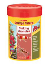 Sera Shrimp Natural Sinking Granules 55g