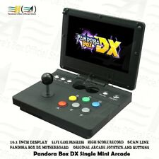 Pandora Box DX 3000 in 1 Portable Clamshell Mini Arcade game 3D tekken