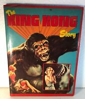 """THE KING KONG STORY"" (1977, Hardcover) by JEREMY PASCALL Chartwell Books H6"