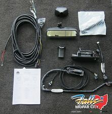 2013-17 Dodge Ram 1500 2500 Rear View Camera System (Includes Monitor) Mopar OEM