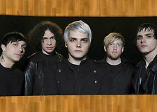 My Chemical Romance BEACH TOWEL NEW Famous Last Words Helena Sing Na Gerard Way