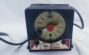 Simmon Omega Model M-59 Audible Repeating Timer