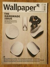 Wallpaper* Magazine - August 2013 - Issue 173 - The Handmade Issue