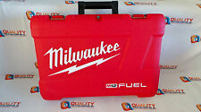 New Milwaukee 2594-22 M12 12V Fuel Li-Ion Empty Case for Impact & Hammer