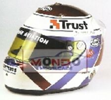 Casco J. Verstappen 2003 Minichamps 381030019 1:8 Modellino