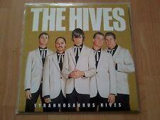 The Hives - Tyrannosaurus Hives - white colored Vinyl LP - US 2004 - B0002756-01