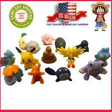 12 PCs Wholesale Lots Cute Pokemon Mini Random Pearl Figures Kids Toys US
