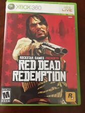 Xbox 360 --- RED DEAD Redemption --- Complete w/ Manual
