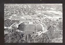 1950s UNIVERSITY OF MISSOURI TIGERS COLUMBIA MO FOOTBALL STADIUM POSTCARD COPY