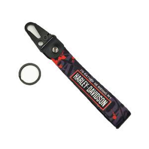 HARLEY-DAVIDSON Key chain key ring motorcycle