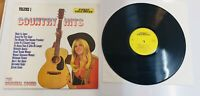 The Original Sound - Country Hits Volume 1 LP Vinyl Record Album- 12 Tracks