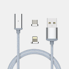 ORIGINAL MAGNETIC PHONE CABLE FOR IPHONE APPLE AND ANDROID DEVICES