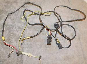1965 Ford Galaxie 500 XL LTD P/C ORIG 289 352 390 CRUISE SPEED CONTROL WIRING