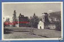 G Schweiz Viamala Via Mala um 1920 Hohen Rätien Burg Ruine Kirchenruine Jecklin